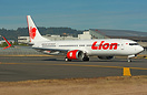 Lion Air's First Boeing 737-9 MAX