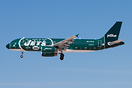 New NY Jets special color logo jet