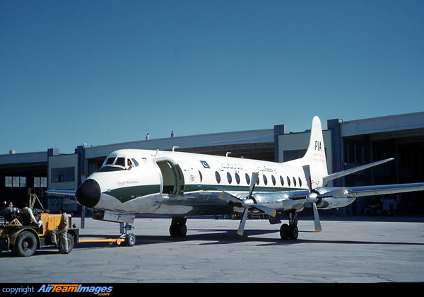 Vickers Viscount 815