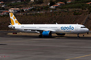 First A321NEO ever in Madeira
