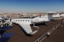 The new G600 was launched by Gulfstream at the NBAA 2017 event in Las ...
