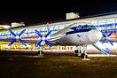 former Interflug IL-18 was repainted into the historic Deutsche Luftha...