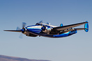 One of only two airworthy Howard's in the world displaying at NBAA 201...