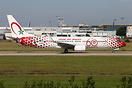 Special livery celebrating 60 years of Royal Air Maroc.