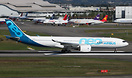 First A330 Neo about to perform its Rejected Take Off test prior first...