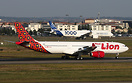 First Thai Lion Air A330 to be delivered as HS-LAH and wearing Batik t...