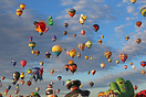 Albuquerque International Balloon Fiesta 2017.