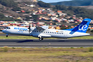 First take off of the company Air Europa Express from the airport TFN ...