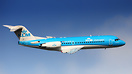 Last-flight, farewell to the KLM Cityhopper Fokker 70