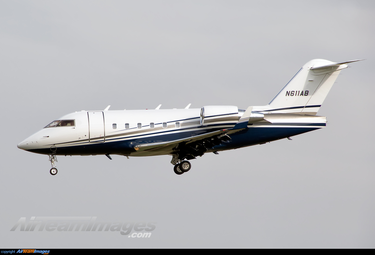 Challenger 2017 >> Bombardier Challenger 604 - Large Preview - AirTeamImages.com