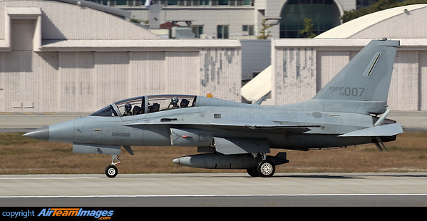 KAI T-50 Golden Eagle (14-007) Aircraft Pictures & Photos