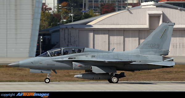 KAI T-50 Golden Eagle (15-029) Aircraft Pictures & Photos