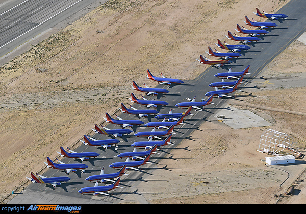 Southwest Airlines Storage