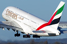 Emirates' Birmingham operation has recently become all A380-operated w...