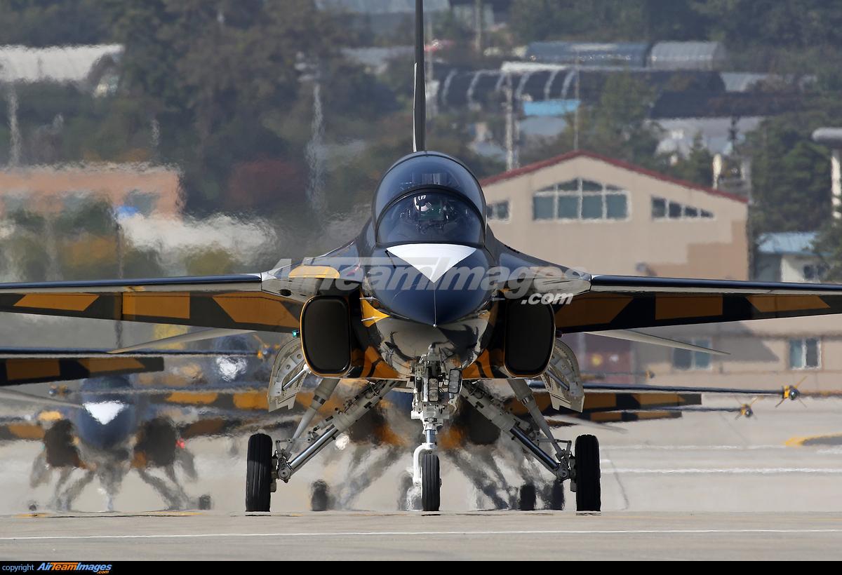 KAI T-50 Golden Eagle - Large Preview - AirTeamImages com