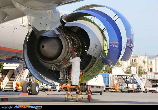 General Electric GE90 Engine (VP-BGF) Aircraft Pictures & Photos ...