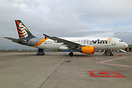 First of 2 planes taken over from Thomas Cook Airlines wich merged int...