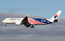 Special Negaraku livery on the second Airbus A350 for Malaysia Airline...