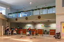 The new Air Seychelles domestic departure hall