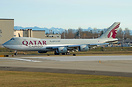 Qatar Air Cargo's second 747-8 freighter