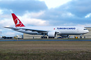 Turkish Cargo's second 777 freighter