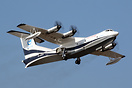 First flight of the AVIC AG600 the largest amphibious aircraft in the ...