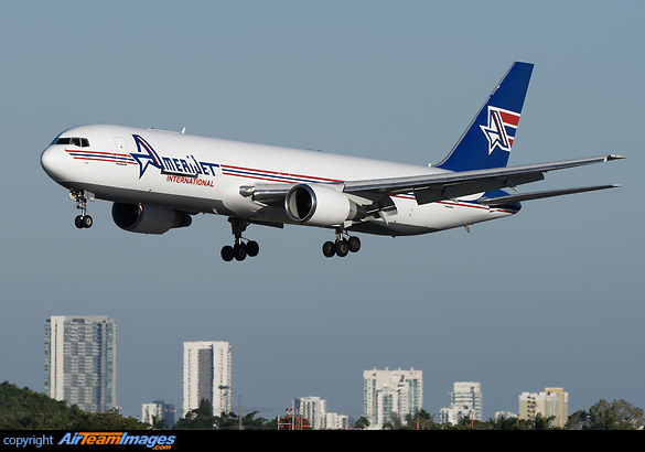 Boeing 767-323/ER(BDSF) (N396CM) Aircraft Pictures & Photos