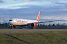 Air India's latest 777-300ER named 'Punjab' of the 3 777s order recent...