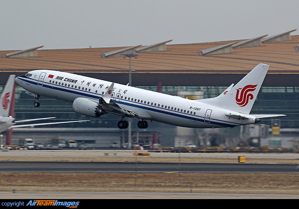 Boeing 737-8 MAX