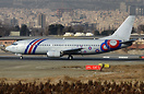 Used to fly for Iran Airtour but now its Operated by Saha Air