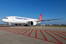 Brand new aircraft B777F for Turkish Cargo
