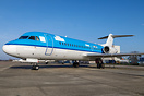 Former KLM PH-KZK ready for delivery to Kenyan Jetways Airlines