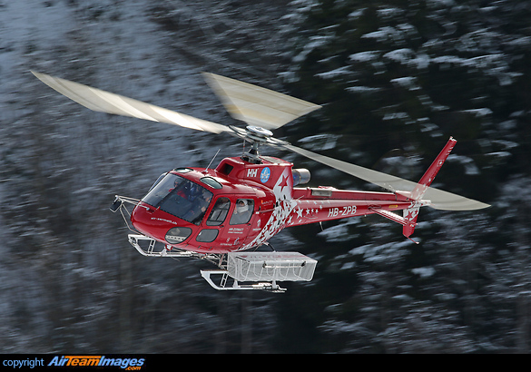 Eurocopter AS-350B-3E Ecureuil