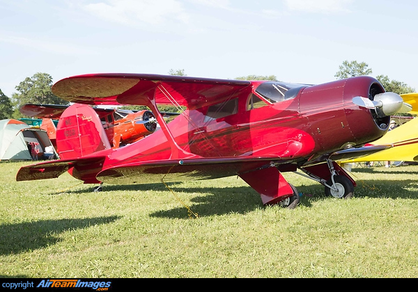 Beechcraft G17S Staggerwing