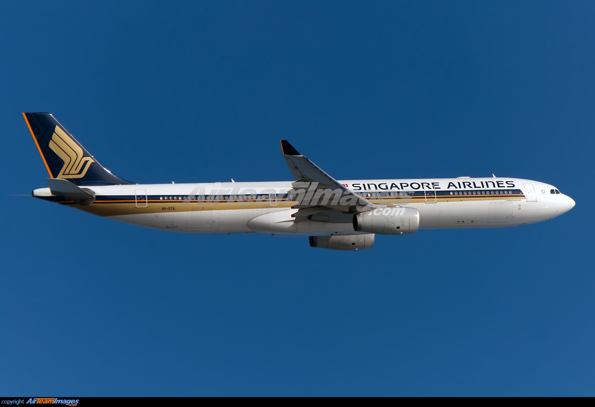 Airbus A330-343E - Large Preview - AirTeamImages.com