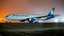 UR-GOA is the first Boeing 777-200 to be delivered to Ukraine Internat...