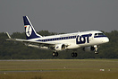 2nd Embraer 175 for LOT Polish Airlines