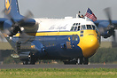 Dutch Air Force Open Days 2006 / Blue Angles fat Albert