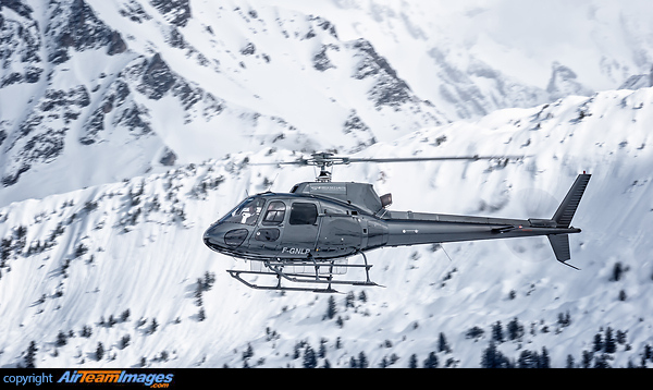 Eurocopter AS-350B-A Ecureuil