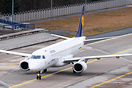 "Rebranded as ""Lufthansa"" instead of ""Lufthansa Regional"" after a recen..."