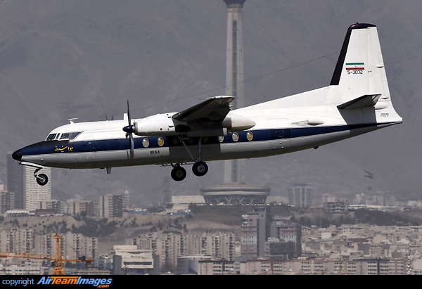 Fokker F.27-600 Friendship
