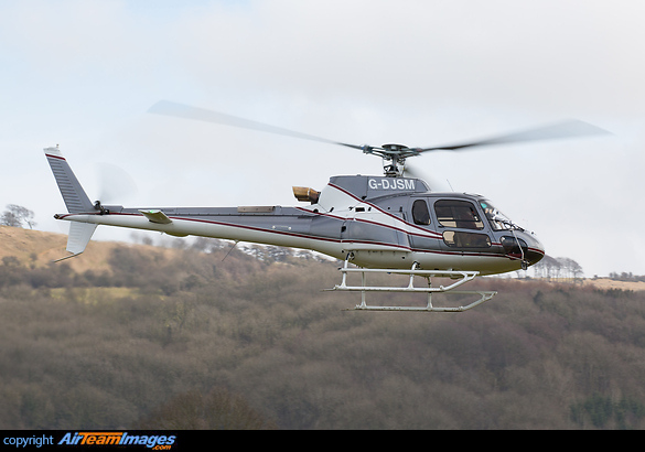 Eurocopter AS-350B3 Ecureuil