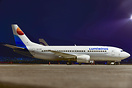 First aircraft for Greek ACMI start-up Lumiwings is this Boeing 737-30...
