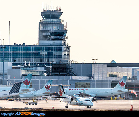 Montreal Trudeau Airport