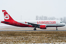 First A320 for Laudamotion. The airline is owned by ex Formula 1 drive...