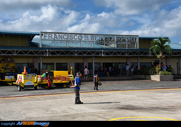 Francisco B. Reyes Airport