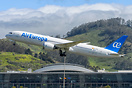 First visit of the new 789 of the Air Europa company to Tenerife Norte...
