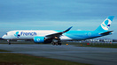 "2sd A350 for French Bee in final registration with only ""French"" title..."