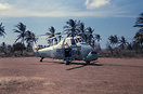 Original Westland demonstrator G-ASWI, sold to Bristows and leased to ...
