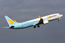 This B737-900ER wears the full livery of Jet Airways Konnect but opera...
